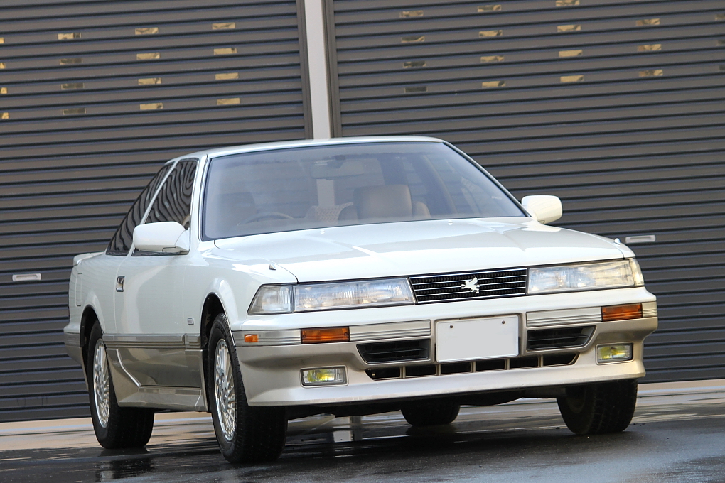 TOYOTA SOARER 1990 3.0GT-LIMITED MZ21 - Highway Star Garage